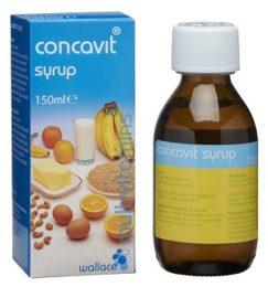 Concavit Syrup