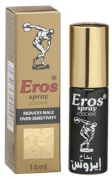 Eros Spray Lidocaine