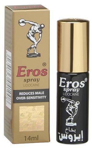 Eros Spray Lidocaine