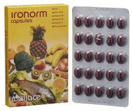 Ironorm Capsules