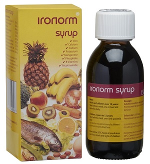 Ironorm Syrup