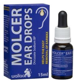 Molcer Ear Drops