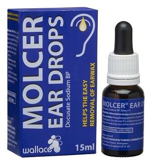 Molcer Ear Drops