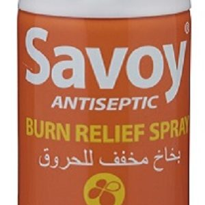 Savoy Antiseptic Burn Relief Spray