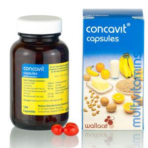 Concavit 100s